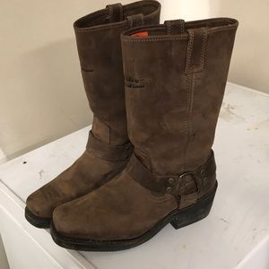 Harley-Davidson Riding Boots Size 8.5